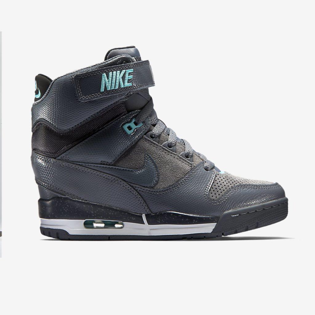 Nike Air Revolution Sky Hi - Cool Grey