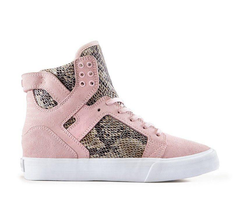 Elise Walker X Supra Skytop Wedge Women High Top Sneaker Review