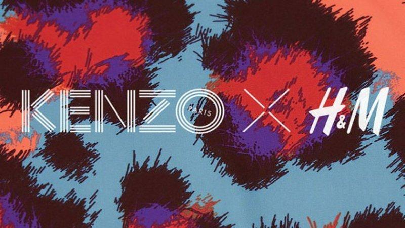 Kenzo H&M Collaboration 2016