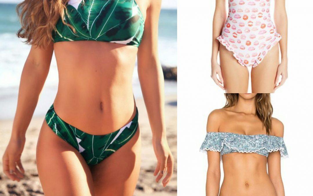 Cute Bikini and Swimsuit Trends 2016