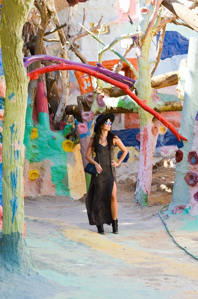 Salvation Mountain Roadtrip