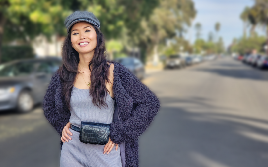 Cozy Fall Style: Cabby Hats & Chunky Sweaters