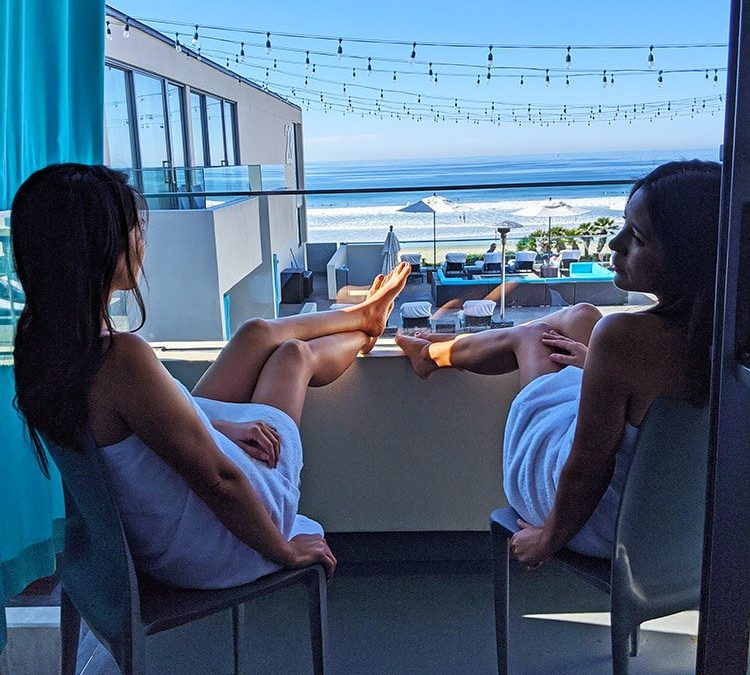 Girls Beach Staycation at Tower23