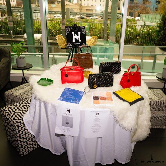Nancy Hue Handbags - Personalized Leather handbags