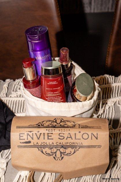 Envie Salon - Kerastace Paris - Haircare - La Jolla Salon - San Diego Salon