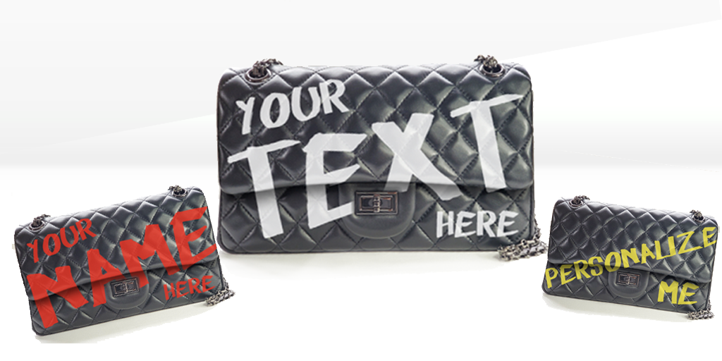Handbag Personalization Goes to the Next Level