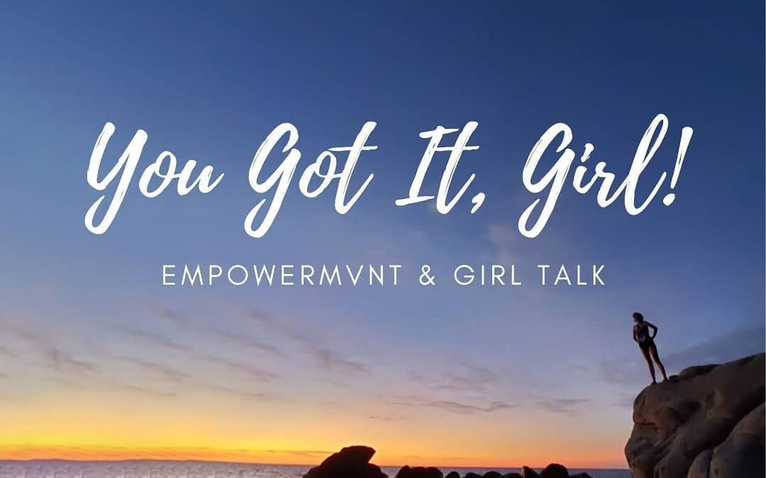 "After months and months of work, I'm so happy to share that my podcast is now LIVE! 🤗🎙🎛🎚📽😀 @YouGotItGirlPodcast is your supportive BFF who encourages you to go for your goals and helps by giving you solid advice and actionable tips to manifest your wants into reality. Inspiring women come in all shapes, sizes, colors, and backgrounds and it is important for women to see women who look like them doing the things they always wished they could do.  We want to reassure them that Yes, ""You Got It, Girl!  You can do it! Tune in for your dose of empowerment, inspiration, and tips on how to go get it because You Got It, Girl! Watch on YouTube or Listen on Spotify & other channels – check it out and show some love 🖤 **links in bio**"