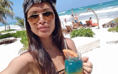 Missing tropical vacays & colorful drinks🏝🌞 especially on Mondays before a long work week. Motivating myself with vacay memories. Does anyone else do this?🤔 What vacations are you planning for post-pandemic times?🏞🏝🏜