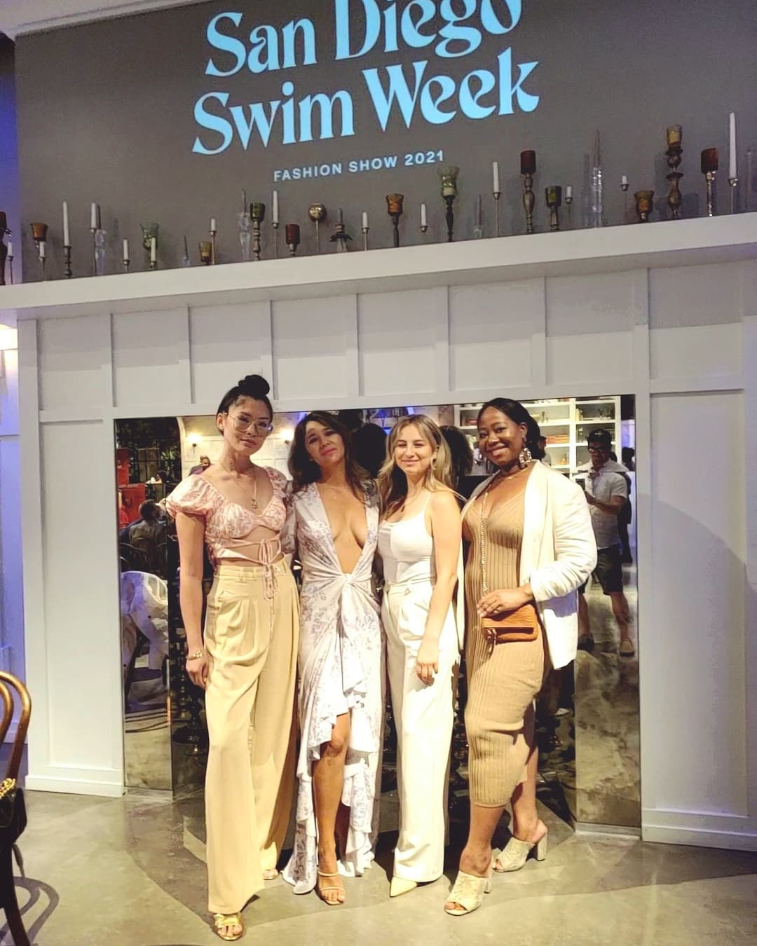 Had such a great time at @sdswimweek and I especially loved that it was body inclusive